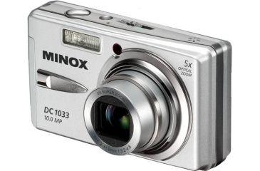 Minox Digital Camera DC 1033 / 5x Zoom angled view