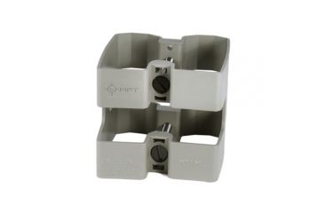 Mission First AR15/M16 Mag Coupler, Gray M16MCGY