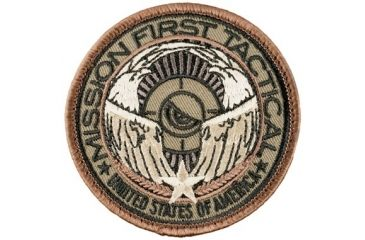 Mission First Tactical Eagle Patch, Foliage Green LSMFTEP-FG