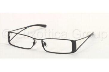 1cf27d7ba9 Miu Miu Eyeglasses Frames MU50CV Gunmetal Frame 7AX1O1-5416 - Gloss Black