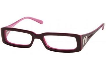Miu Miu Eyeglasses with No Line Progressive Rx Prescription Lenses MU05EV