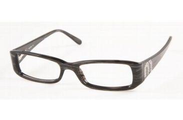 Miu Miu Eyeglasses with No Line Progressive Rx Prescription Lenses MU20DV