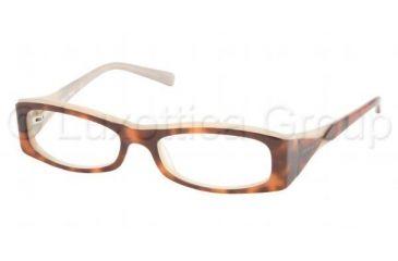 7b09878b6ac Miu Miu Eyeglasses MU10FV with Rx Prescription Lenses