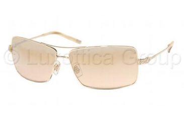b3b2e82cff78 Miu Miu MU55HS Progressive Sunglasses - Shiny Gold Brown Silver Mi Frame    61 mm Prescription. 7S01O1 Light Havana. Miu Miu MU 55MV Eyeglasses
