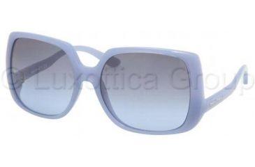 Miu Miu MU17LS Sunglasses ABQ5I1-5917 - Opal Denim Blue Gray Gradient