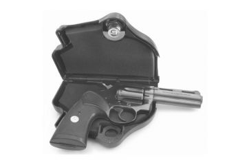 Mogul Handgun Polycarb W/ 170 Key - LJ-1-170