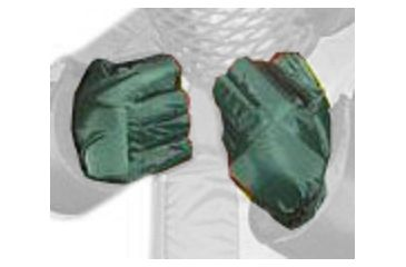 Monadnock Training Mitts for 5120 Practice Suit, Green 1157731