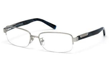 Mont Blanc MB0430 Eyeglass Frames - Matte Palladium Frame Color