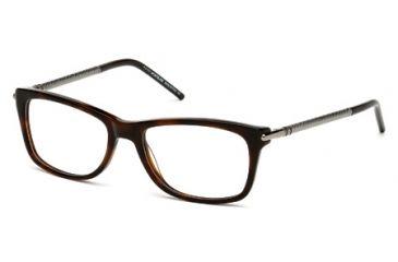 Mont Blanc MB0439 Eyeglass Frames - Havana Frame Color