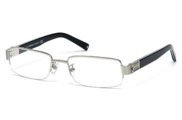 Mont Blanc MB0444 Eyeglass Frames - Matte Palladium Frame Color