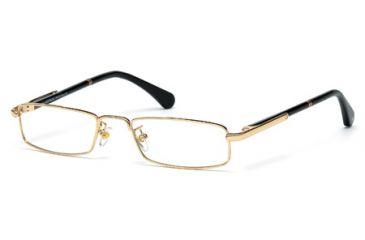 Mont Blanc MB0448 Eyeglass Frames - Shiny Rose Gold Frame Color
