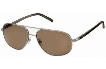 Montblanc MB267S Sunglasses - 10J Frame Color