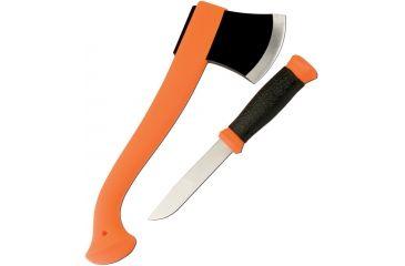 Mora Outdoor Kit (Orange) Fixed Blade Knife FT13884