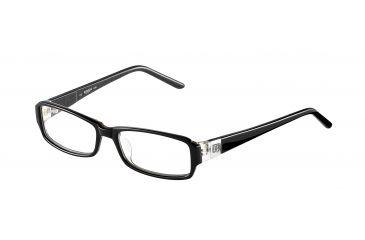 Morgan No. 201064 Eyeglasses - Black Frame and Clear Lens 201064-6423