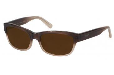 Morgan No. 207124 Sunglasses - Brown Frame and Brown Lens 207124-6294
