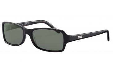 Morgan No. 207134 Sunglasses - Brown Frame and Grey Green Lens 207134-8940