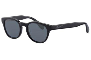 Morgan 207140 Progressive Prescription Sunglasses - Black Frame and Grey Lens 207140-8840PR