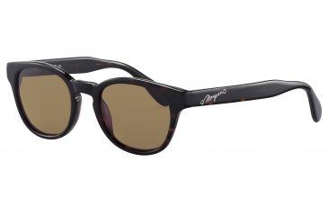 Morgan 207140 Progressive Prescription Sunglasses - Brown Frame and Brown Lens 207140-8940PR