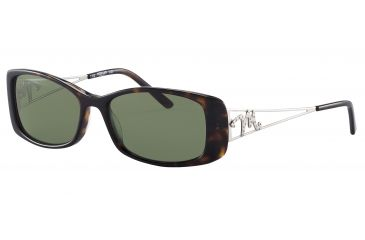 Morgan 207205 Bifocal Prescription Sunglasses - Brown Frame and Grey Lens 207205-8940BI