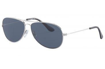 Morgan 207336 Single Vision Prescription Sunglasses - Silver Frame and Grey Lens 207336-110SV