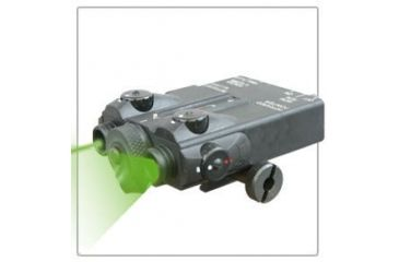 MoroVision DBAL-I Visible Laser 635nM 5mW, Infrared Laser 835nM .9mW and Mount MVA-40080 MVA-40083