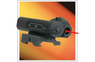 Moro-Vision OTAL Infrared Laser 835nM and Knurled Thumb Screw Mount MVA-19102 or Quick Release Throw Lever Mount MVA-19106