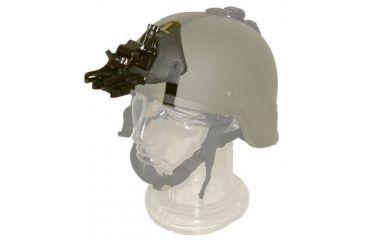 Moro-Vision Titanium Helmet Mount Assembly with 3-Hole Shroud PVS-15/18 PVS-7A, 7C