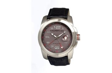 Morphic M14 Series Mens Watch, Black-Silver-Grey MPH1405