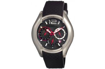 Morphic M3.5 Series Mens Watch, Black-Silver-Grey-Multicolor MPH0306