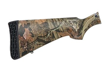 Mossberg Flex Synthetic Standard Medium Length Stock Mossy Oak Break-Up Infinity Camouflage For Flex 500/590 Only