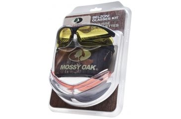 Mossy Oak Belzoni Glasses Kit 048947
