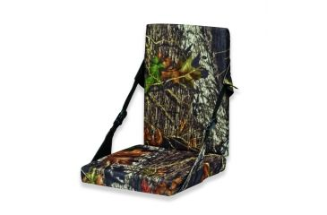Mossy Oak Covered Foam Cushion w/Back Rest 044961