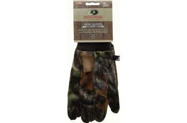 Mossy Oak Mesh Gloves with Grip Palm, Obsession, Large - X Large 044983