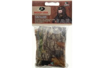 Mossy Oak Stretch-Form Camo Headnet, Obsession 044976