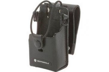 Motorola Rdx Leather Case W 3inch Swivel - RLN6302