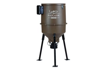 Moultrie Feeders 30-Gallon Feedcaster Pro Fish Feeder 193933