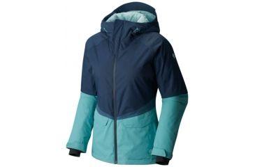 Mountain Hardwear Returnia W Jacket-Zinc 1ce1bf332