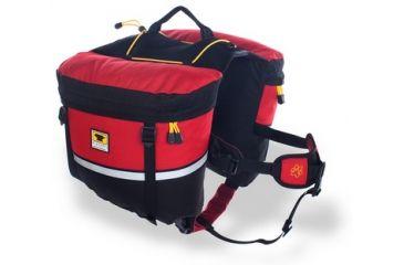 Mountainsmith Dog Pack, Heritage Red, Large 11-80002-02