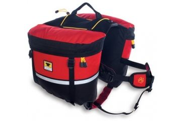 Mountainsmith Dog Pack, Heritage Red, Small 11-80000-02