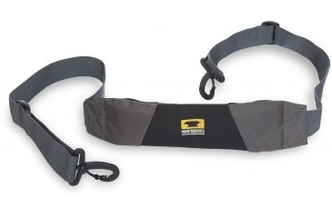 Mountainsmith Haulin Padded Adjustable Shoulder Strap,Charcoal Grey 14-75270-52