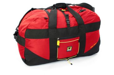 Mountainsmith Large Travel Trunk Duffel Bag, Red 10-70001-02