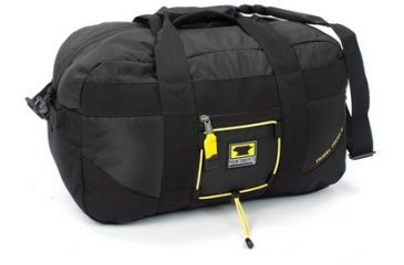 Mountainsmith Medium Travel Trunk Duffel Bag, Black 10-70000-01