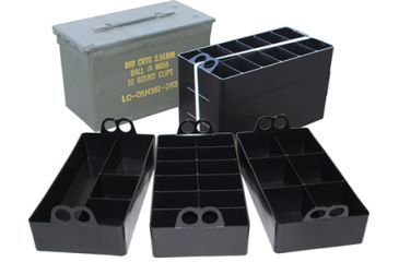 MTM Ammo Can Organizer Insert - Sold As 3-Pack ACO