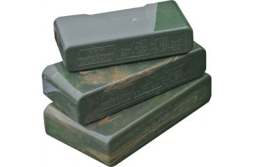 MTM J-20 Slip-Top Boxes .22-250/.243/6PPC Camouflage J-20-M-09