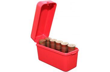 "MTM Shotshell Box 10 Round Flip-Top 12 Gauge Up To 3"" S-10-30"
