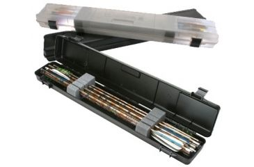 "MTM Ultra Compact Arrow Case 12 Arrows Upto 32.2"", Black BHUC-40"