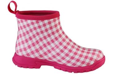 4f4ed611338df3 Muck Boots Breezy Ankle Rubber Boot - Womens-Pink-Medium-5