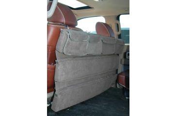 7-Mud River Truck Seat Organizer w/Velcro Pockets