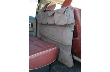 8-Mud River Truck Seat Organizer w/Velcro Pockets