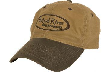 Mud River Hats, Tan/Brn Wax 19001